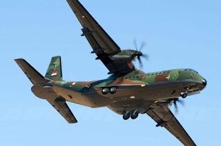 Pesawat C295 TNI AU
