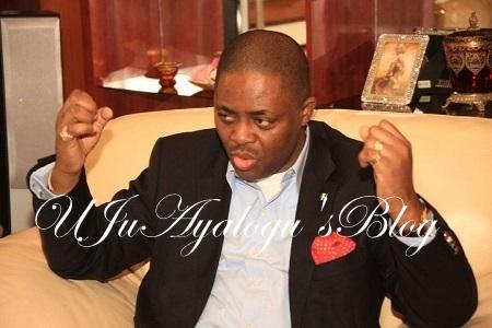 Fani-Kayode explodes over Buhari govt's plan to arraign CJN Onnoghen on Monday