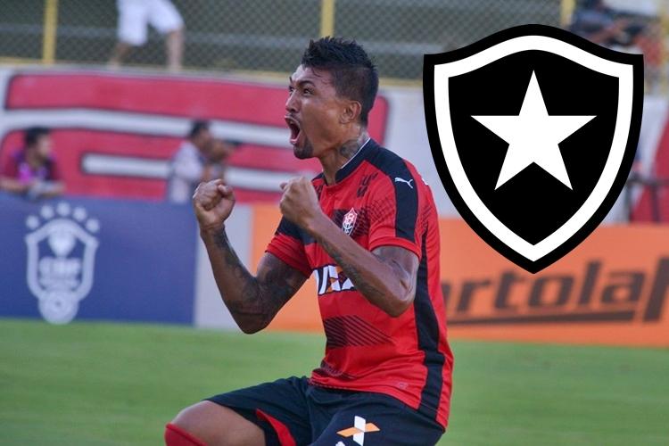"""Na mira do Botafogo, Kieza tem aval do novo técnico, Felipe Conceição: """"Encaixaria bem"""" 1"""