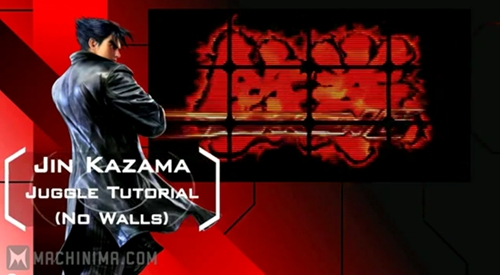 Tekken Game All Players Secret Moves Tekken 6 Jin Kazama No