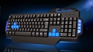 gaming keyboard untuk bermain game