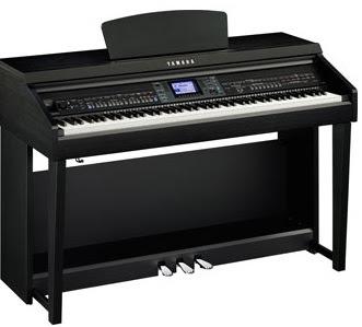 Đàn piano điện Yamaha CVP-601