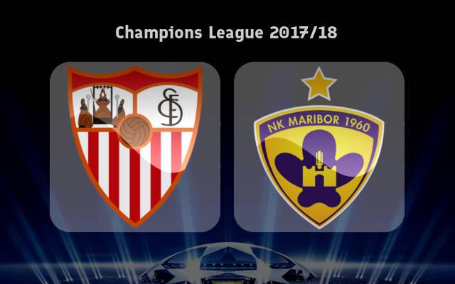 Assistir Maribor x Sevilla ao vivo grátis em HD 06/12/2017
