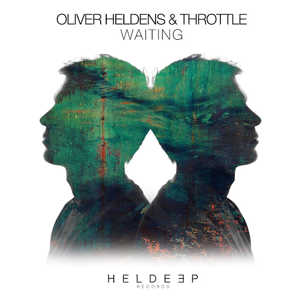 Oliver Heldens & Throttle - Waiting (Extended Mix) - Single Cover