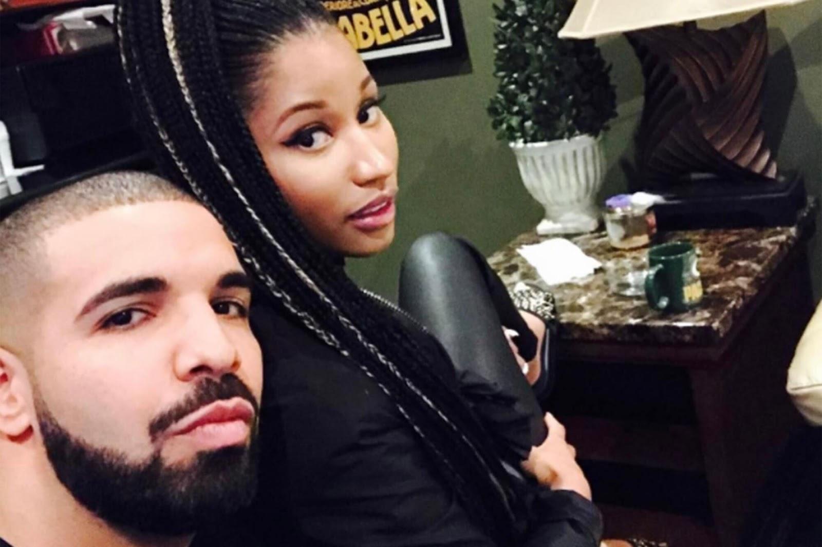 Nicki Minaj y Drake presentan 'No Frauds' por primera vez en vivo
