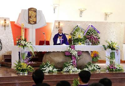 GP Bà Rịa: Thánh lễ an táng Cha Cố Phêrô Nguyễn Văn Giản - Ảnh minh hoạ 22