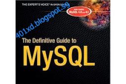 Download Ebook MySql Full Version Dari Pemula Hingga Mahir