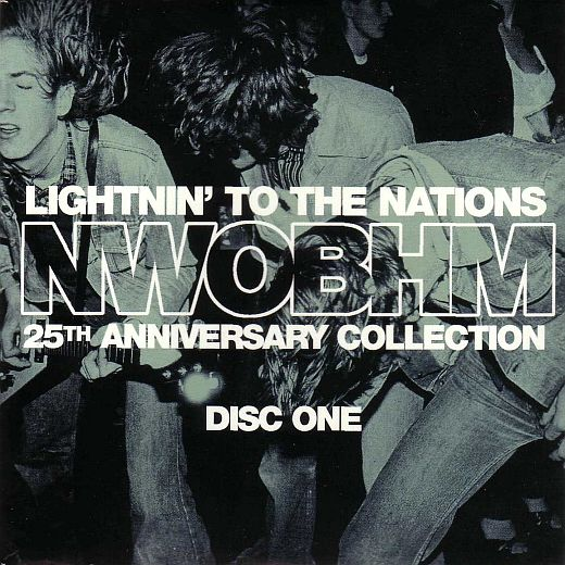 VA - Lightning To The Nations; NWOBHM 25th Anniversary Collection (Disc 1) full
