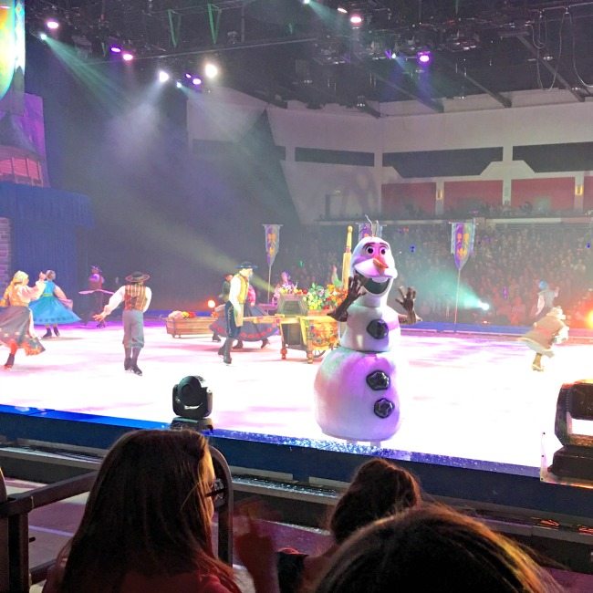 Disney on Ice Review 2016 Cardiff Motorpoint Arena
