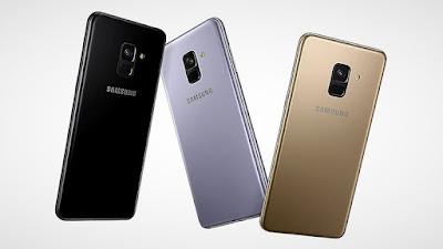 Ra mắt Samsung J8/J8+ giá tầm trung, ngoại hình bắt mắt - 229337