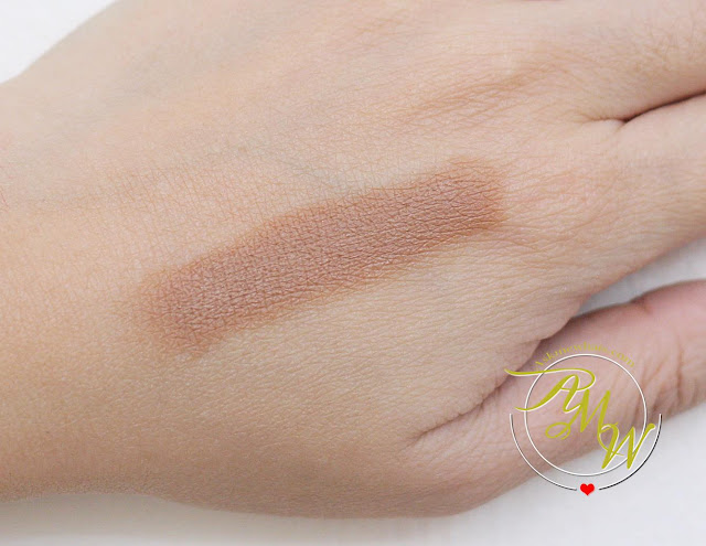 a swatch photo of Benefit Hoola Quickie Contour Stick Review
