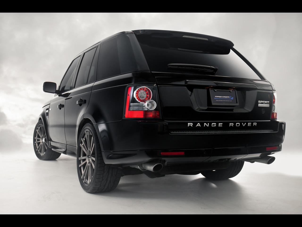 auto latest 2012 stromen range rover sport rrs edition carbon. Black Bedroom Furniture Sets. Home Design Ideas