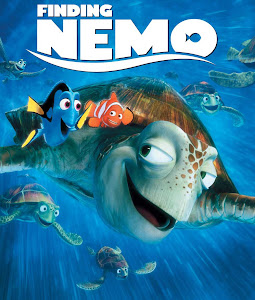 Poster Of Free Download Finding Nemo 2003 300MB Full Movie Hindi Dubbed 720P Bluray HD HEVC Small Size Pc Movie Only At worldfree4u.com