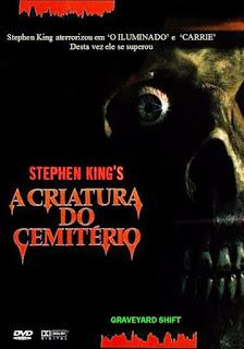 A Criatura do Cemitério - BDRip Dublado