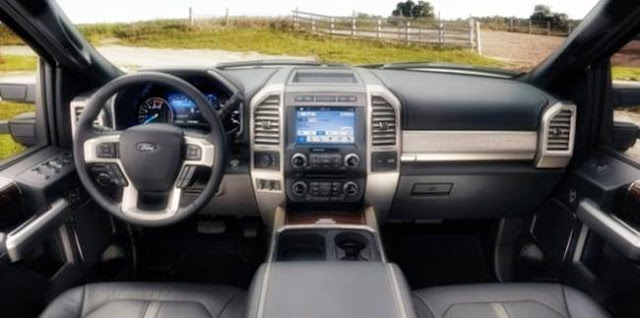 2018 Ford F250 Redesign