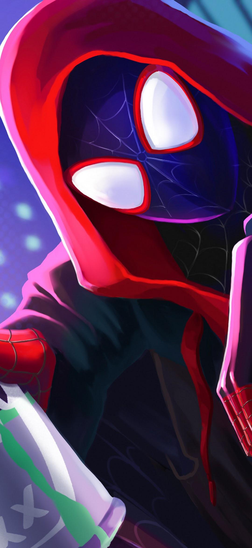 Miles Morales Spider Man Into The Spider Verse 4k Wallpaper 3