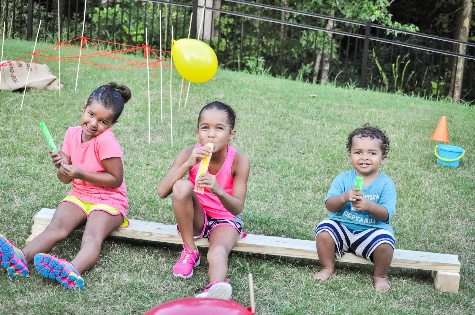 How to Create a Backyard Obstacle Course for Your Kids ...