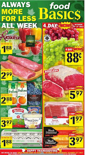 Food Basics Ontario Flyer October 05 - 11, 2017