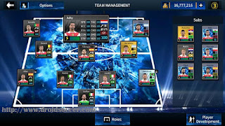 Download DLS Mod FIFA Online 3 v5.0.0 by Adhy Apk + Obb
