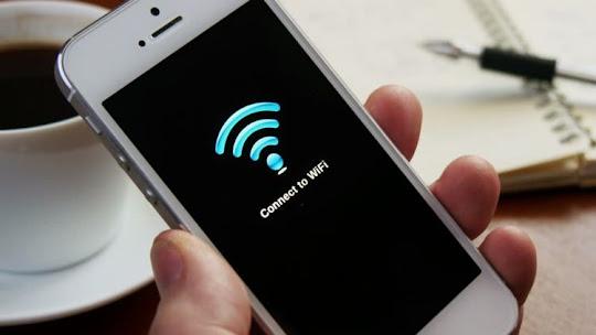 cara memoerkuat sinyal wifi ponsel