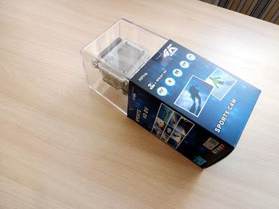 Упаковка камеры XiPro Xi7000