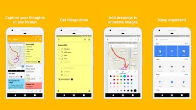 تحميل وشرح افضل تطبيق مذكرة للاندرويد Google Keep جوجل كيب