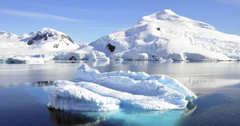 Agujero de la capa de ozono muestra signos de curación en la Antártida