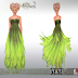 FLOWERS DREAMS CREATIONS  - FAIRY TAIL DRESS /TL EXCLUSIVE GIF