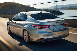 Toyota Camry Fuel Economy