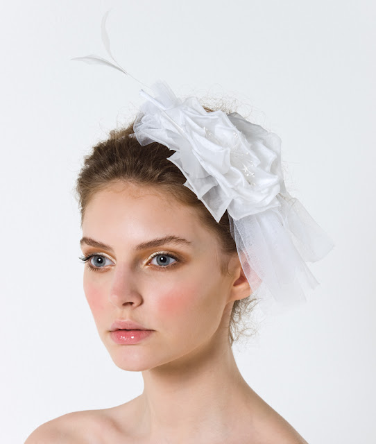 Wedding Dresses | Max Mara Bridal Hairstyle 2011