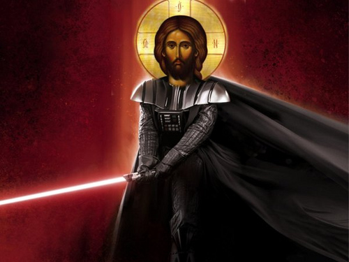 Darth Jesus Picture