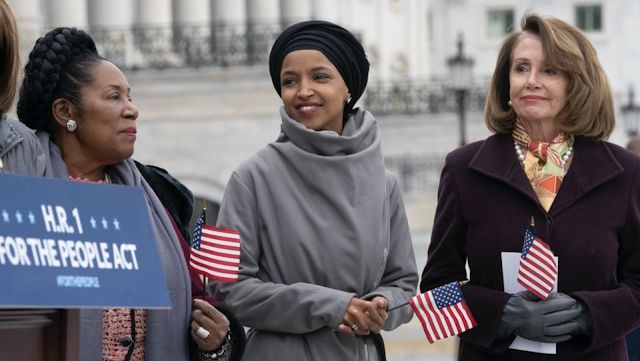 Nancy Pelosi condemns Trump for using 9/11 footage in 'political attack' against Rep. Ilhan Omar