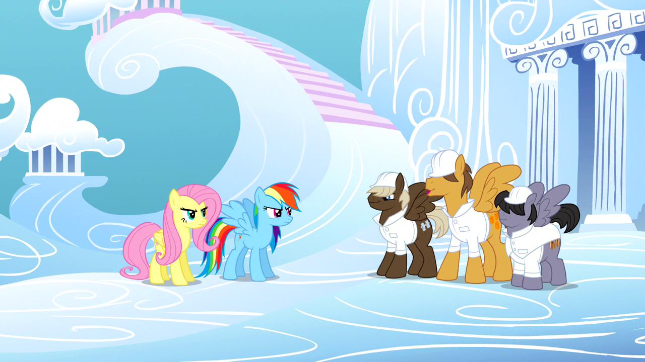 "Apathy Pony's Pointless MLP Reviews: S01 E16: ""Sonic Rainboom"""
