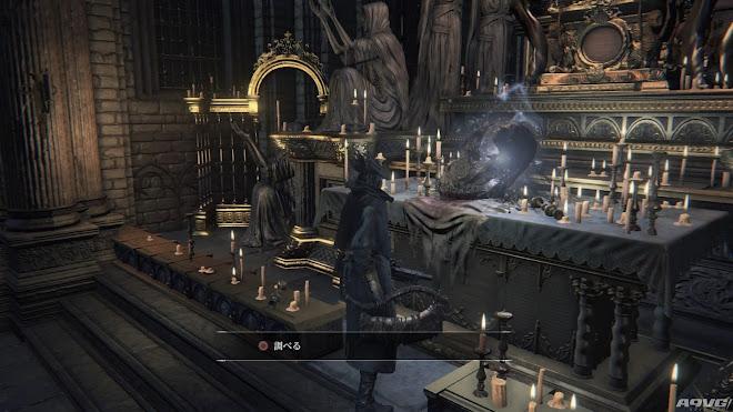 血源詛咒 (Bloodborne) DLC老獵人新地圖進入方法 | 娛樂計程車