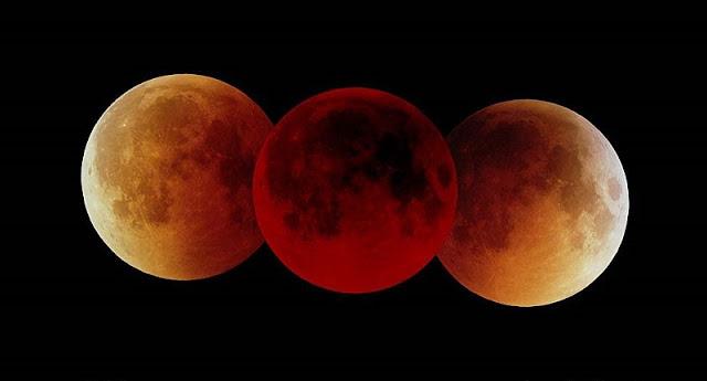 Jangan Lewatkan Gerhana Bulan Total Terlama Abad Ini