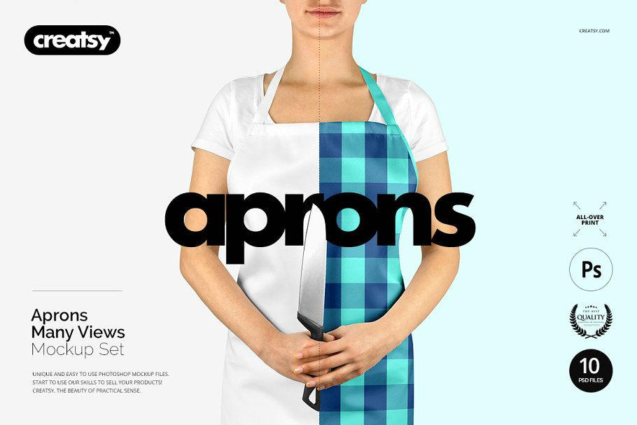 4000x5500px download fully customizable mockup of a rectangle cardboard box. 25 Best Apron Mockup Templates Free Premium