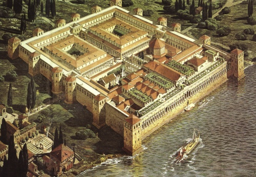 palace of diocletian - photo #22