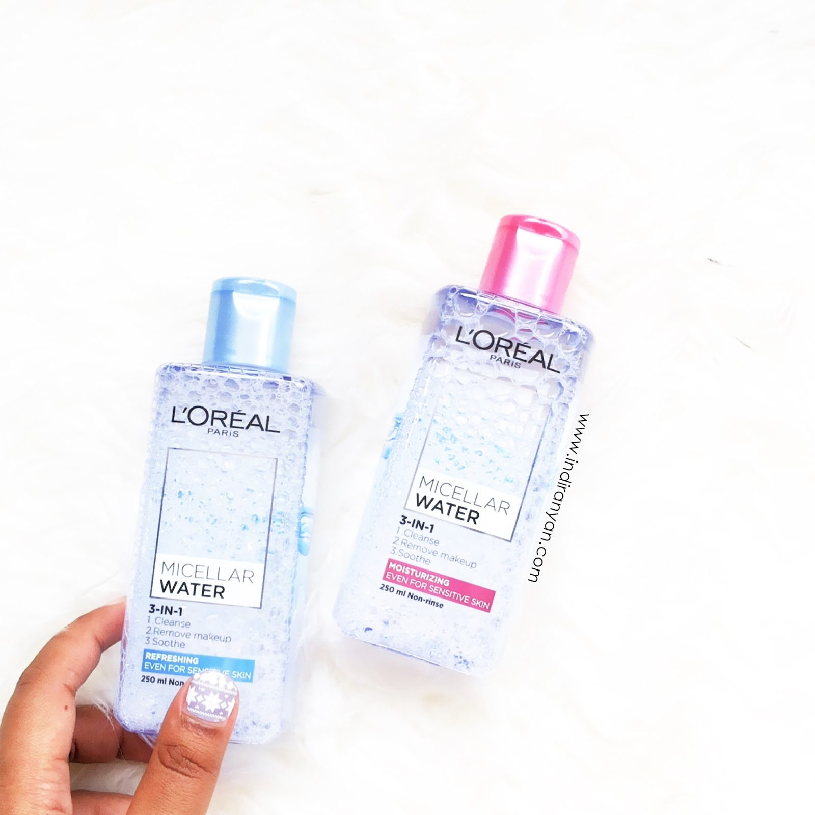 review-loreal-micellar-water-bahasa-indonesia, loreal-micellar-water-review-bahasa-indonesia
