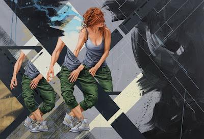 pinturas-modernas-en murales-y-cuadros-mirarte-galeria-james-bullogh