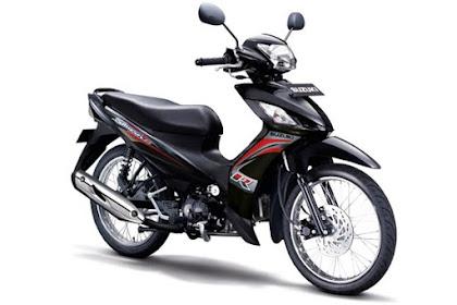 New Suzuki Smash FI Kini Hadir Lagi