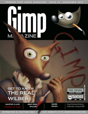 GIMP Magazine Issue 2