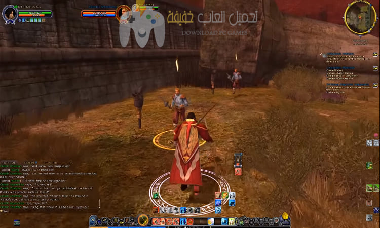 تحميل لعبة مملكة الخواتم للكمبيوتر