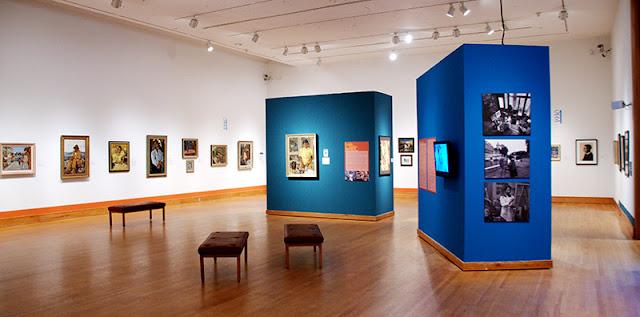 Polk Museum of Art em Lakeland