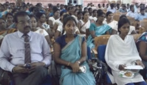 Teacher Conference and Exhibition begins today in Kilinochi