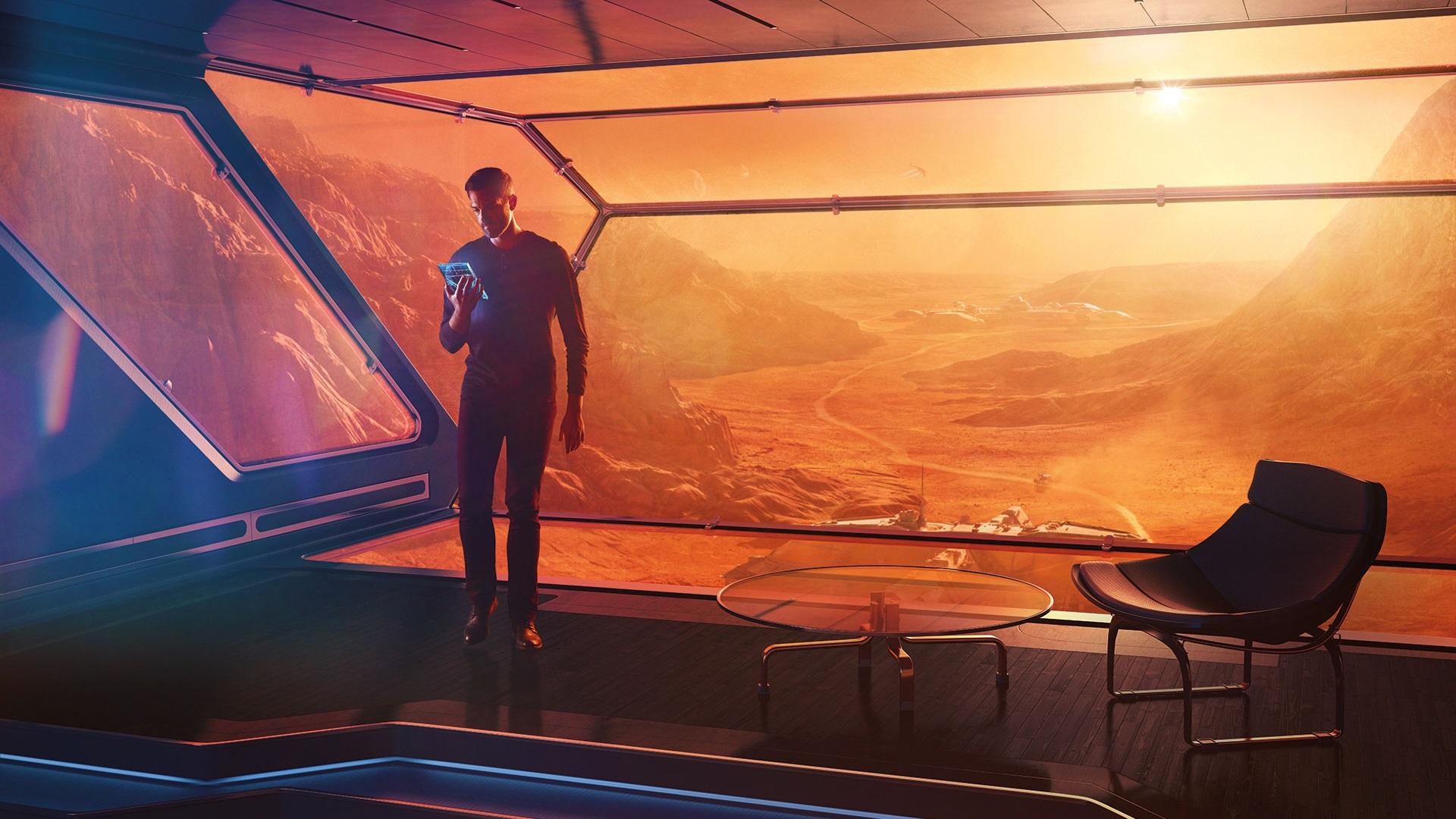 space x wallpaper