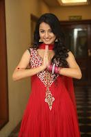 Mahima in super cute Red Sleeveless ~  Exclusive 31.JPG