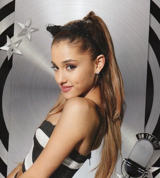 Jak Ariana Grande Tatuaże Ari