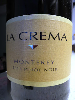 La Crema Pinot Noir 2014 - Monterey County, California, USA (89 pts)