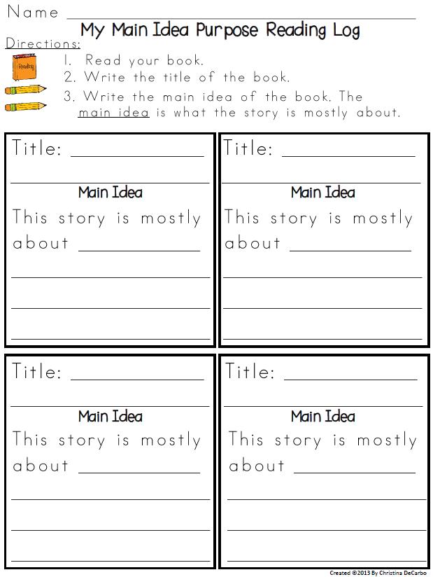 4th grade reading log template - first grade reading log new calendar template site