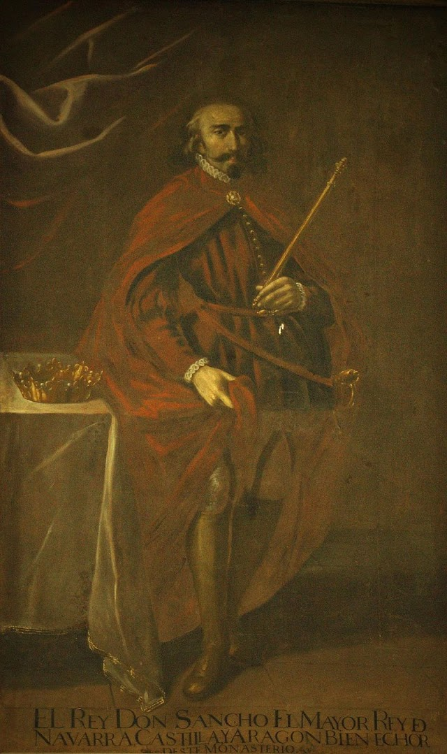 La herencia de Sancho el Mayor